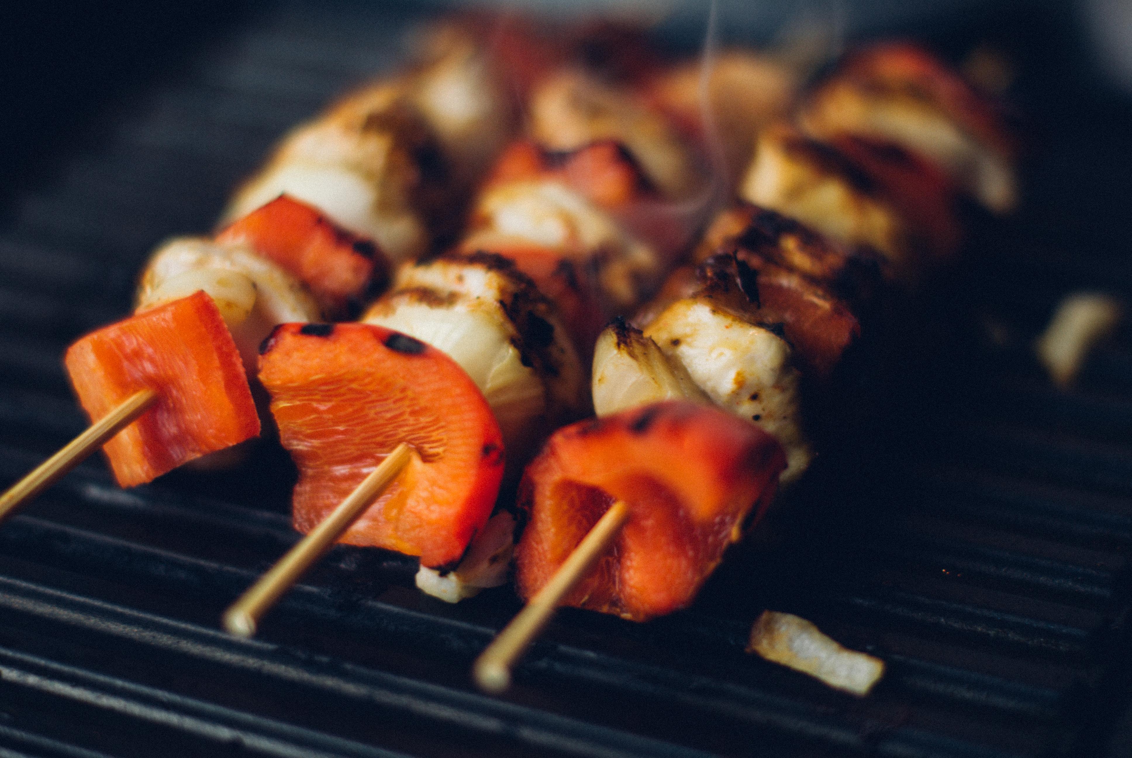 food-dinner-grilled-shashlik